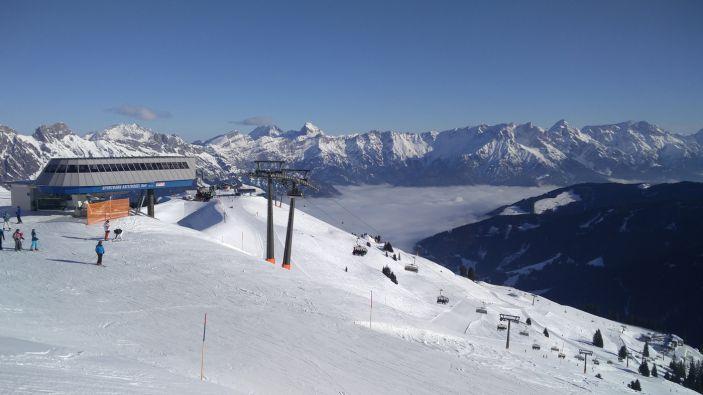 Wintersport in SalzburgerLand - Leogang