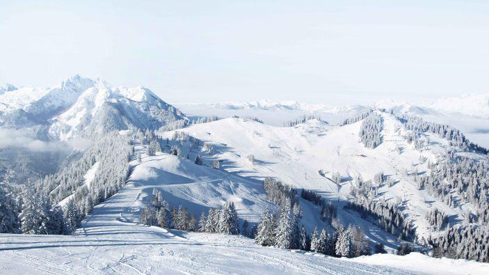 Wintersport Sankt Johann im Pongau - Hirschkogel en Gernkogel