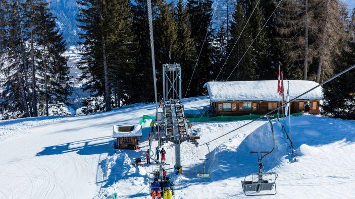 Wintersport Sarn-Heinzenberg