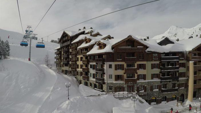 Wintersport Savoie - Arc 1950