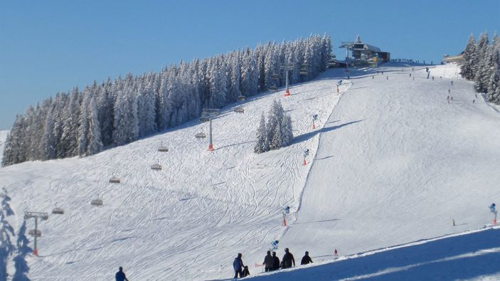 Wintersport Scheffau