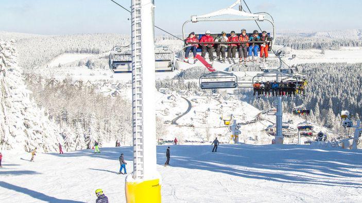 Wintersport Bödefeld-Hunau
