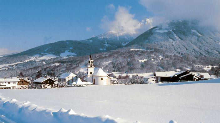 Wintersport Schönberg