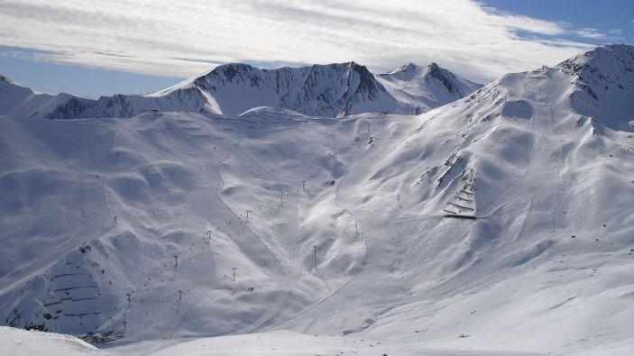 Wintersport skigebied Serfaus-Fiss-Ladis