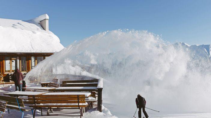 Wintersport skigebied Sillian–Thurntaler