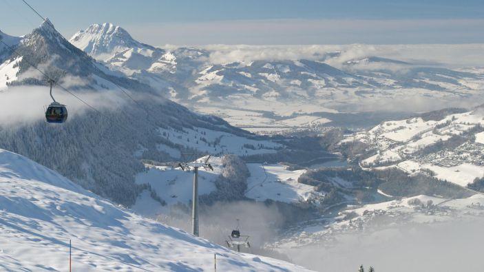 Wintersport Skigebied Charmey