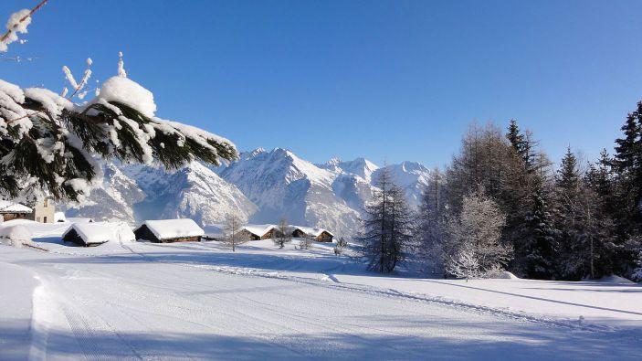 Wintersport Skigebied Eischoll