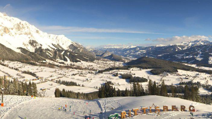 Wintersport Skiregion Ramsau