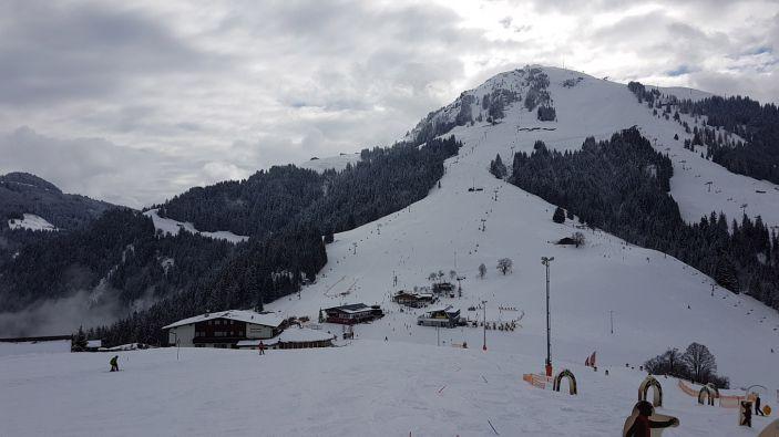 Wintersport Söll