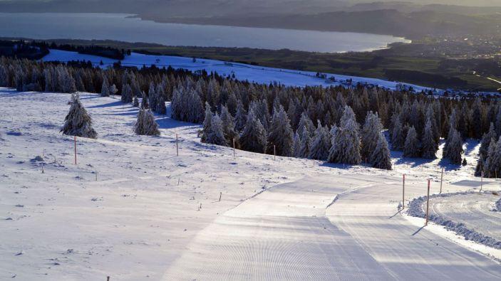 Skigebied Ste-Croix - Les Rasses