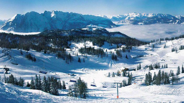 Wintersport Stiermarken - Tauplitz-Bad Mitterndorf
