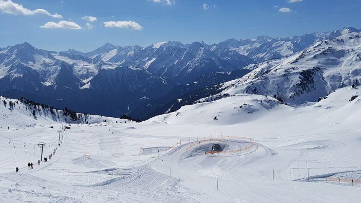 Wintersport Stumm im Zillertal