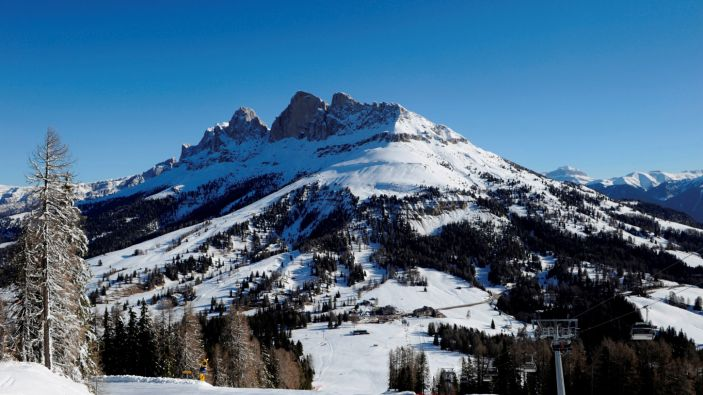 Wintersport Trentino - Carezza