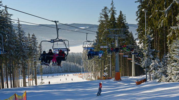 Wintersport Tsjechië - Rokytnice