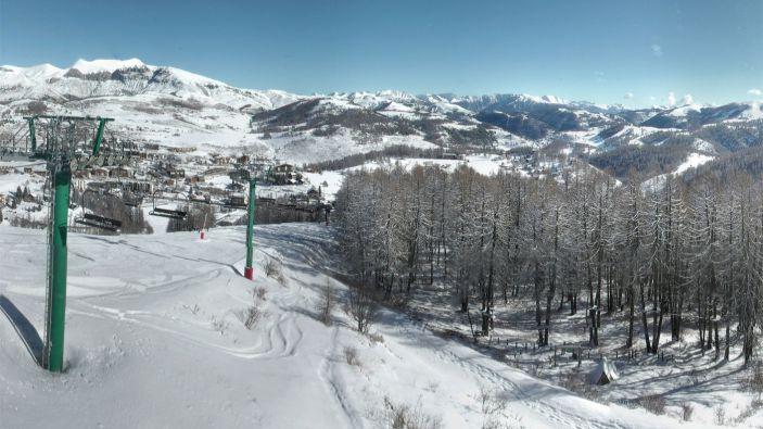 Wintersport Valberg-Beuil