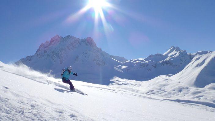 Skigebied Valfréjus