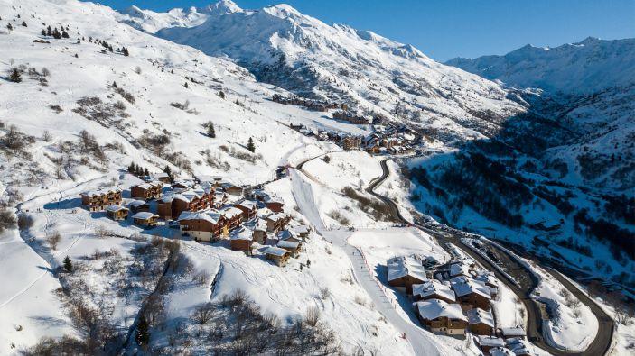 Wintersport Valmeinier 1800