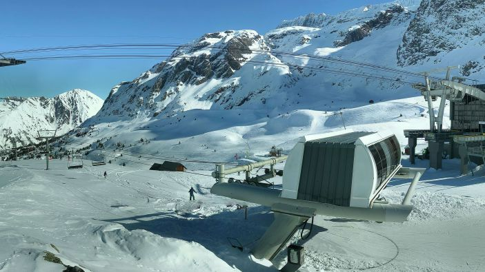 Wintersport Vaujany
