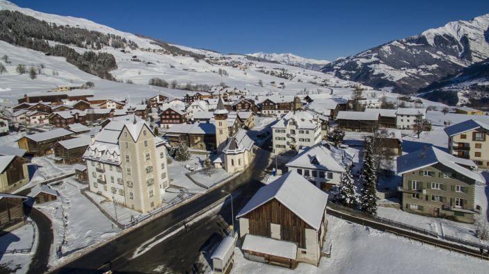 Wintersport Vella