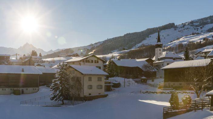 Wintersport Vignogn