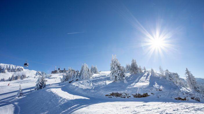 Wintersport Villard de Lans