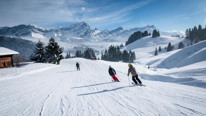 Zwitserland - Wintersport Live | Accommodaties en Informatie