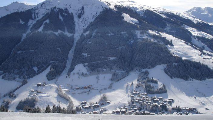 Wintersport Vorderglemm