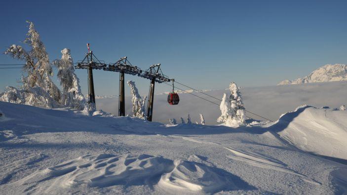 Wintersport Wagrain