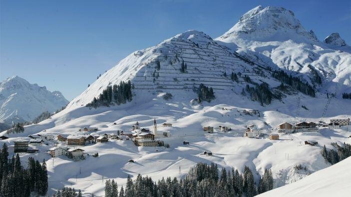 Wintersport Warth