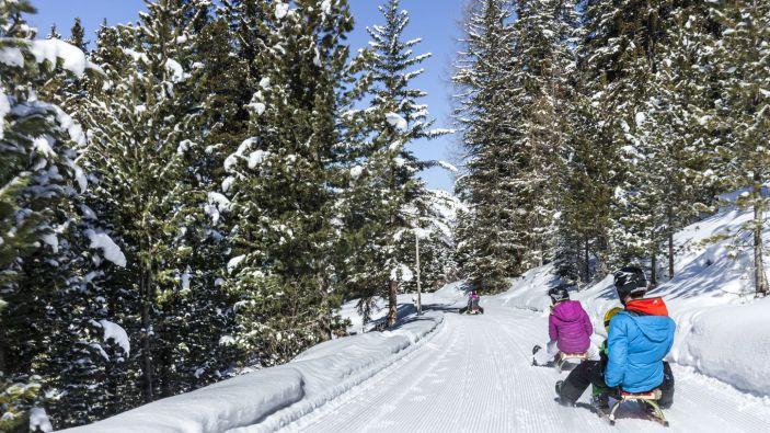 Wintersport Wenns