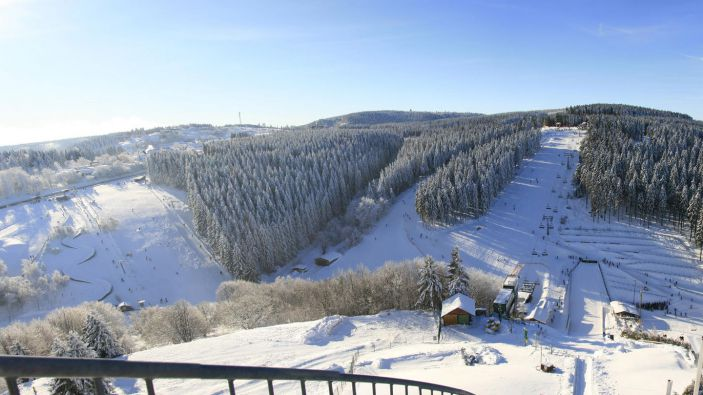 Wintersport Duitsland - Winterberg
