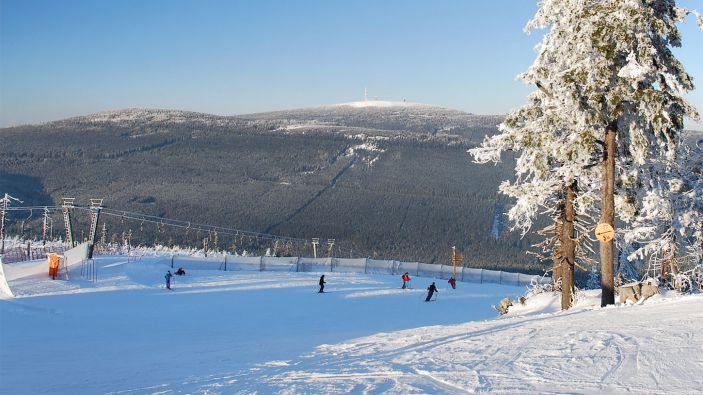 Wintersport Niedersachsen - Wurmbergseilbahn Braunlage