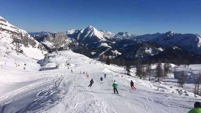 Wintersport skigebied WurzerAlm Arena
