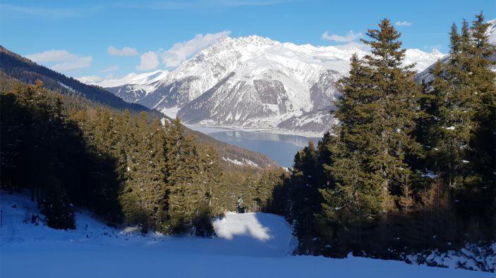 Wintersport Zuid Tirol - Haideralm-Schöneben