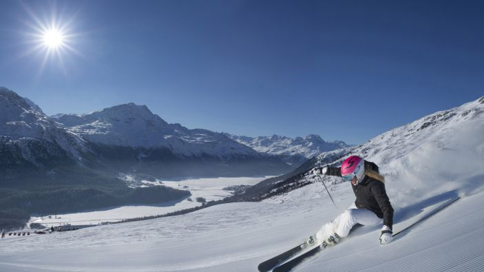 Wintersport Zuoz