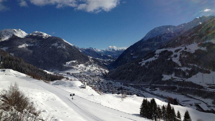 Wintersport Zwitserland - Airolo-Pesciüm