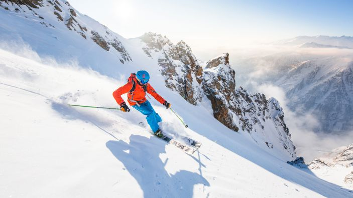 Wintersport in Pelvoux