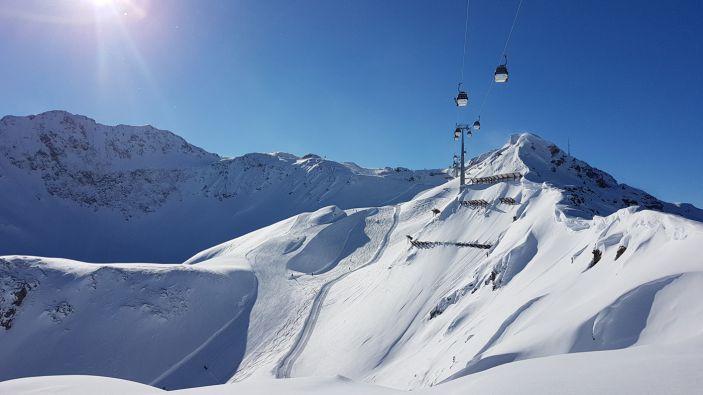 Wintersport Schruns - Tschagguns