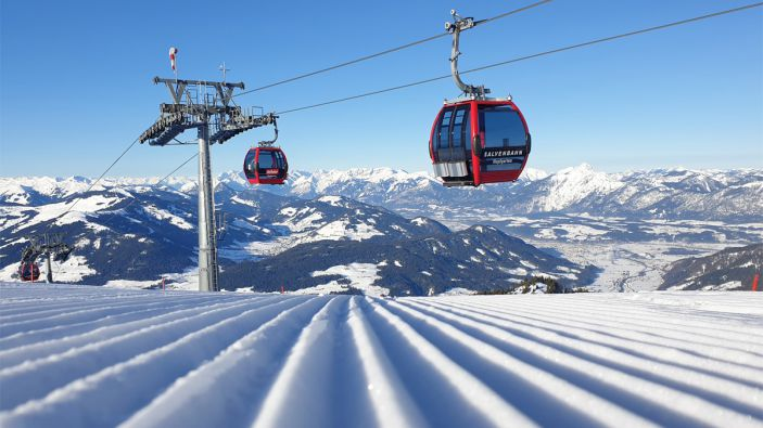 Wintersport in SkiWelt Wilder Kaiser - Brixental