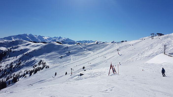 Wintersport skigebied Saalbach-Hinterglemm-Leogang-Fieberbrunn
