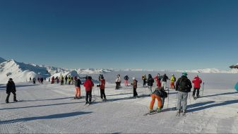 Wintersport Arc 2000