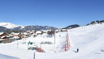 Wintersport Crest-Voland