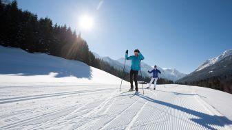Wintersport Flachauwinkl
