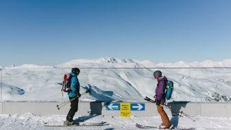 Wintersport Kartisch