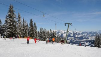 Wintersport Kelchsau