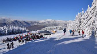 Wintersport Jeseniky - Skiareal Kouty