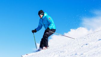 Wintersport Les Tuffes