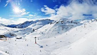 Wintersport Obertauern