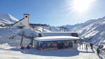 Wintersport Hochgurgl