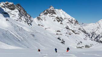 Wintersport Verbier